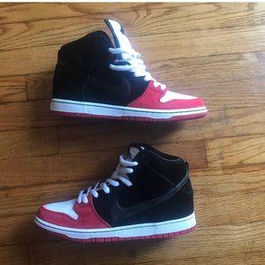 Nike Uprise x Dunk High Premium SB Men's Size 10